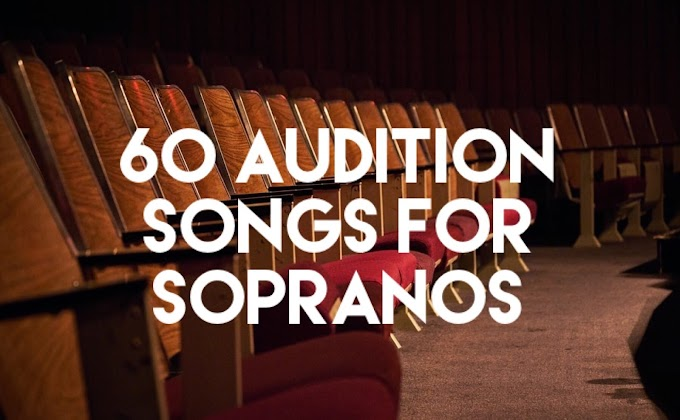 60 Musical Theatre Songs For Sopranos