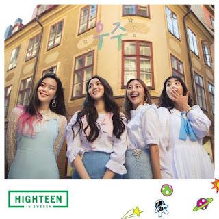 Lirik Lagu HIGHTEEN - WouldYou Lyrics