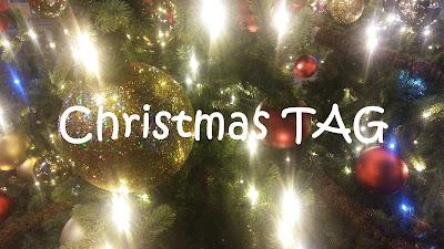 #Blogmas 2 - Christmas Tag.