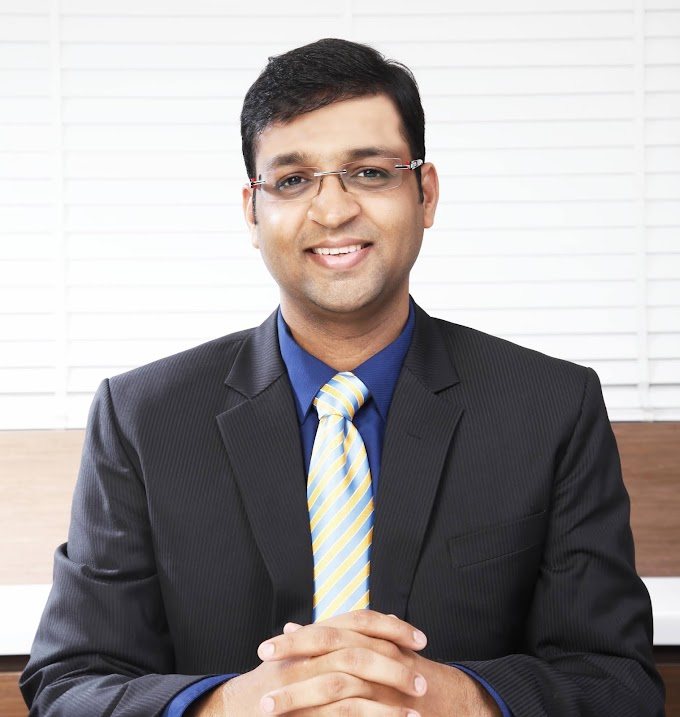 Vivek Bajaj - Educating Our Future Leaders About Personal Finances Is Extremely Important (Charted Accountant, Co-Founder: Elearnmarkets & Stockedge App)