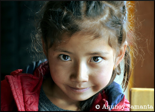 The Ladakhi Girl - from my Ladakh Motorcycle diary