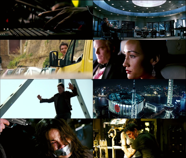 Mission: Impossible III 2006 Dual Audio BluRay