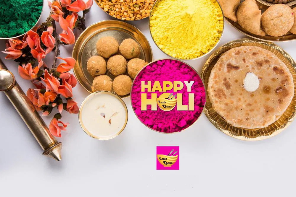 Holi Recipes in Hindi
