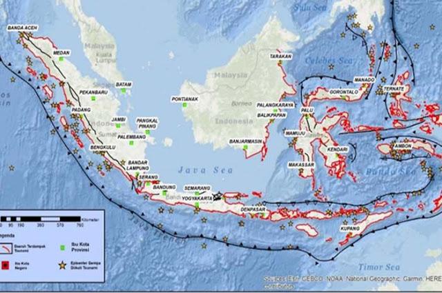BMKG Sebut Kejadian Gempa di Indonesia Meningkat, Terutama di Wilayah Ini