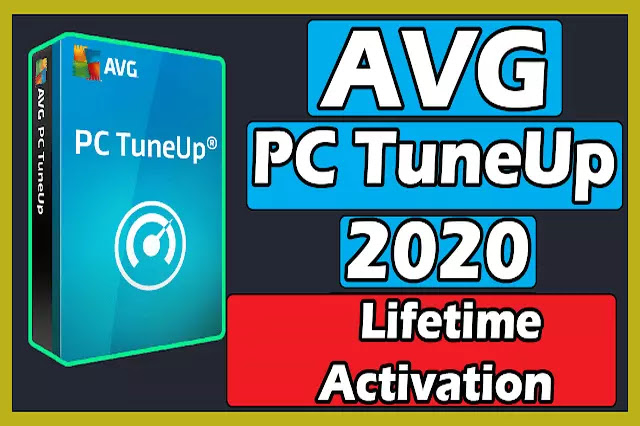 Download AVG TuneUp 2020 With Lifetime Activation