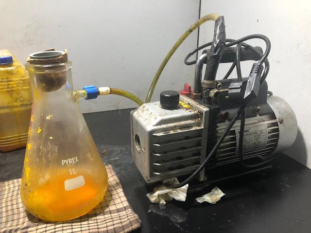 Pompa Vakum Laboratorium, Prinsip Kerja, Fungsi dan Harganya