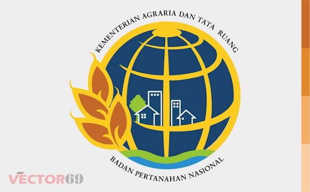 Logo Kementerian Agraria dan Tata Ruang - Badan Pertanahan Nasional (ATR-BPN) - Download Vector File AI (Adobe Illustrator)