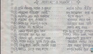 আল ফাতাহ দাখিল বাংলা ২য় পত্র সাজেশন ২০২০| দাখিল বাংলা ২য় পত্র সাজেশন ২০২০