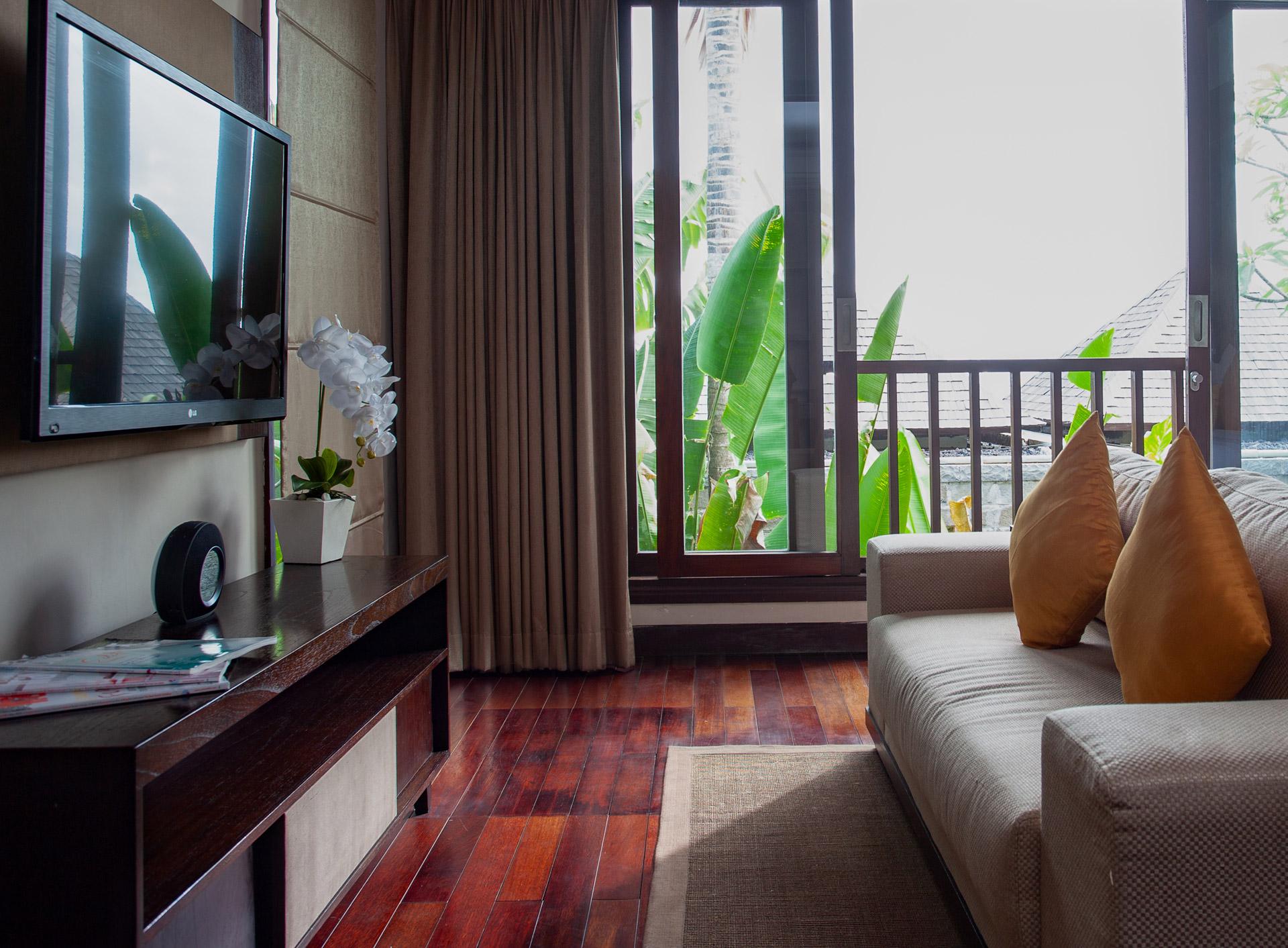Tanadewa Nusa Dua - Interior Villa Tv Area