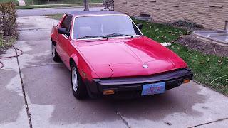1986 Bertone front
