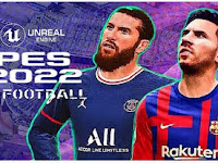 PES 2022 PPSSPP Chelito Indonesian And English Version Update Transfer & New Update Face And Hair 4K