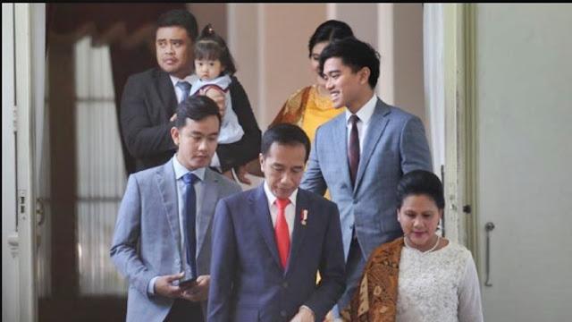 Sepanjang Indonesia Berdiri, Jokowi Satu-satunya Presiden yang Anak-Mantunya Ikut Pilkada