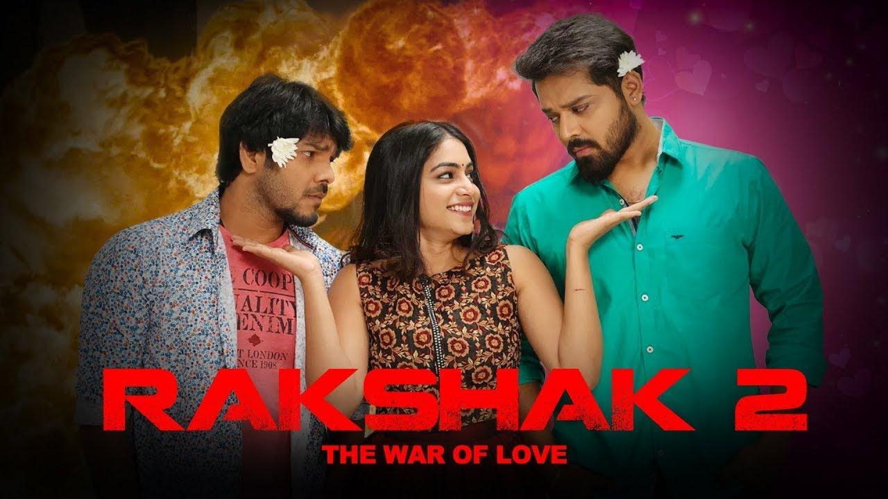 RAKSHAK 2 2021 Hindi Dubbed 720p HDRip 500MB