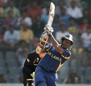 Sri Lanka vs New Zealand 38th Match ICC Cricket World Cup 2011 Highlights