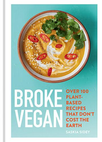 Broke Vegan Cookbook