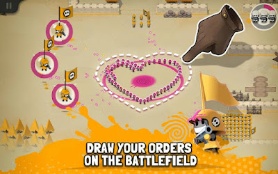 Tactile Wars V1.3.3 Mod Apk-Screenshot-2