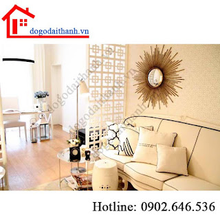 Bức ngăn giữa phòng khách và nhà bếp, giá tấm vách ngăn tường