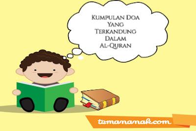 Kumpulan Doa Yang Terkandung Dalam Al-Quran