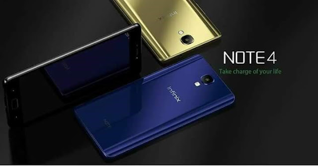 The Infinix Note 4 & Note 4 Pro Full Review And Specifications