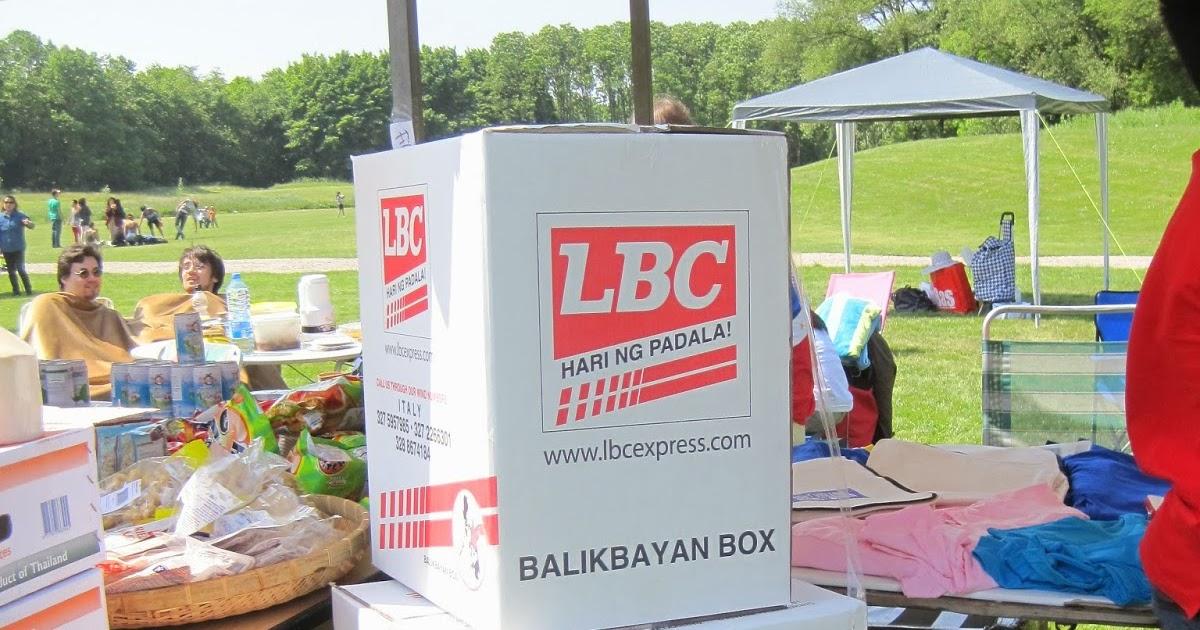 フィリピンへの荷物送付-便利なバリック・バヤン・ボックス ...