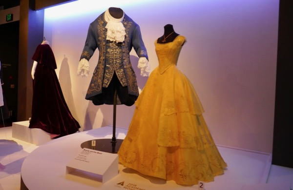 Beauty and the Beast movie costumes