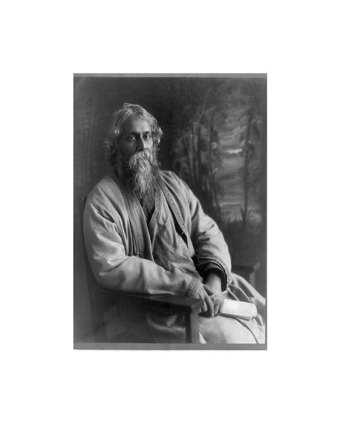 Rabindranath Tagore Biography - Family, Early Life, Works And His Ideas On Nationalism