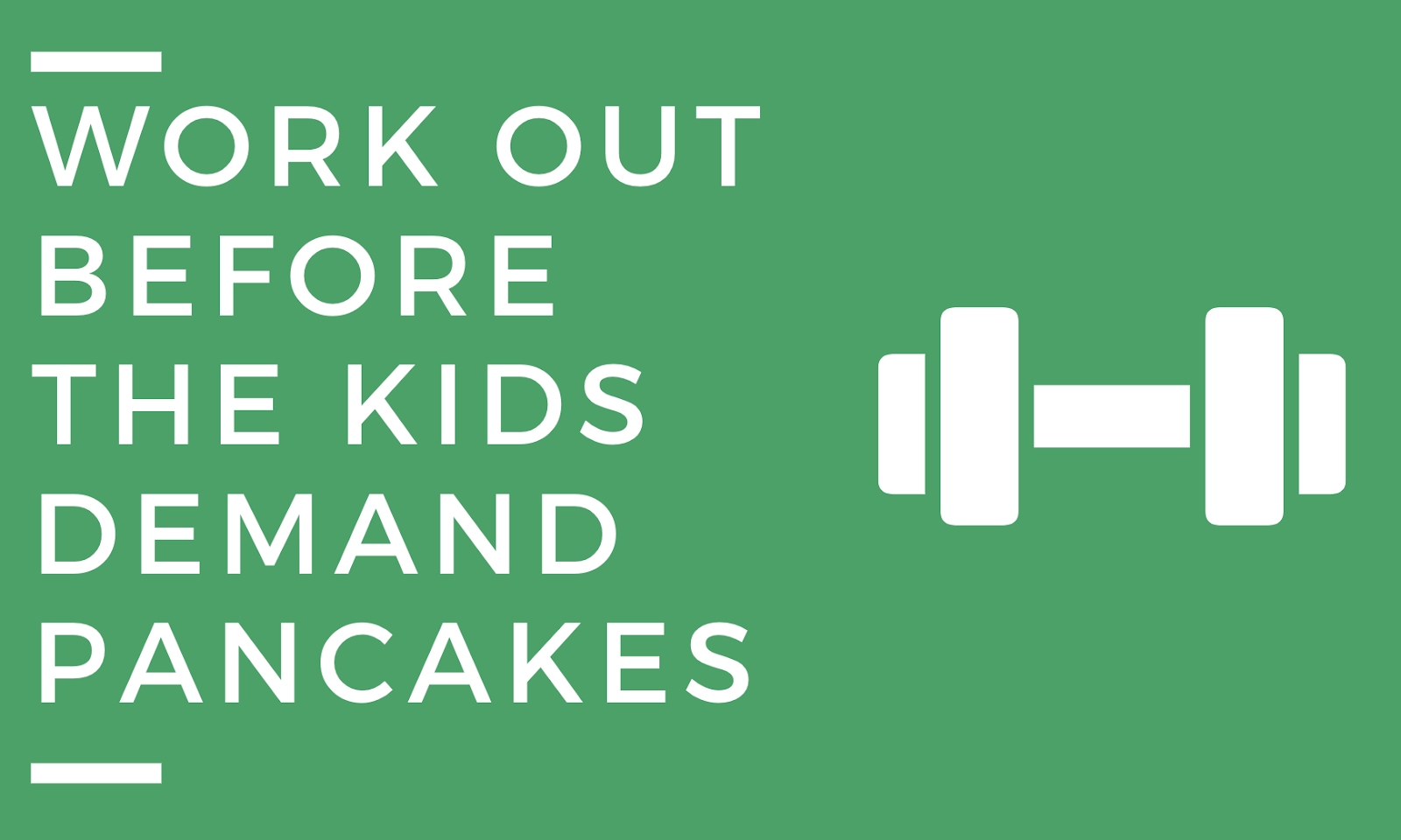 Mom workout ideas & tips
