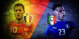 ايطاليا وبلجيكا