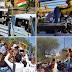 शहीद को अंतिम विदाई देने उमड़ा जनसैलाब, गूंजे देशभक्ति के नारे | MP NEWS