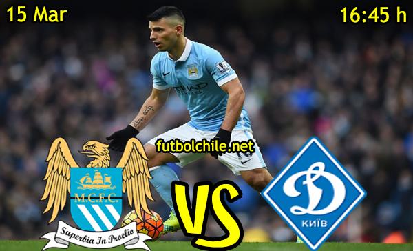 VER STREAM EN VIVO, ONLINE: Manchester City vs Dinamo Kiev