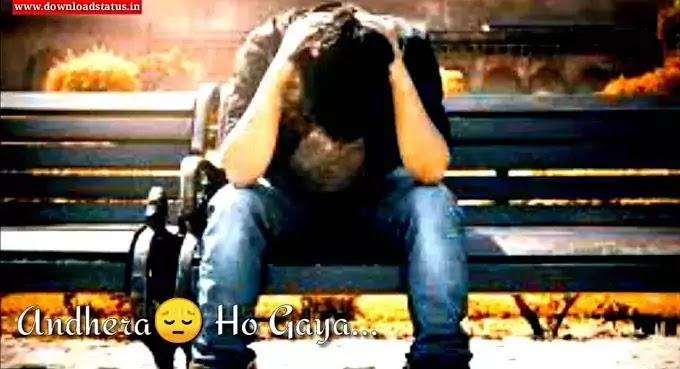 Download Sad WhatsApp Status Video-New Sad Status Video