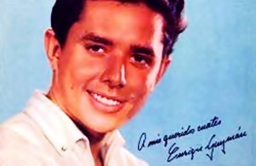 Enrique Guzman - Te Seguire