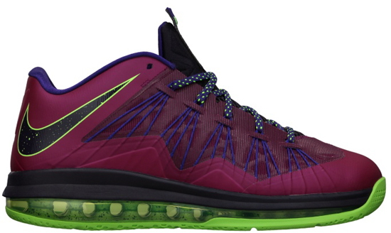00a4bce5c5e Nike Air Max LeBron X Low