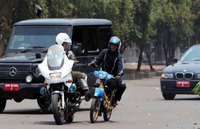 Oknum Polisi Diduga Menendang Pengendara hingga Tewas saat Razia
