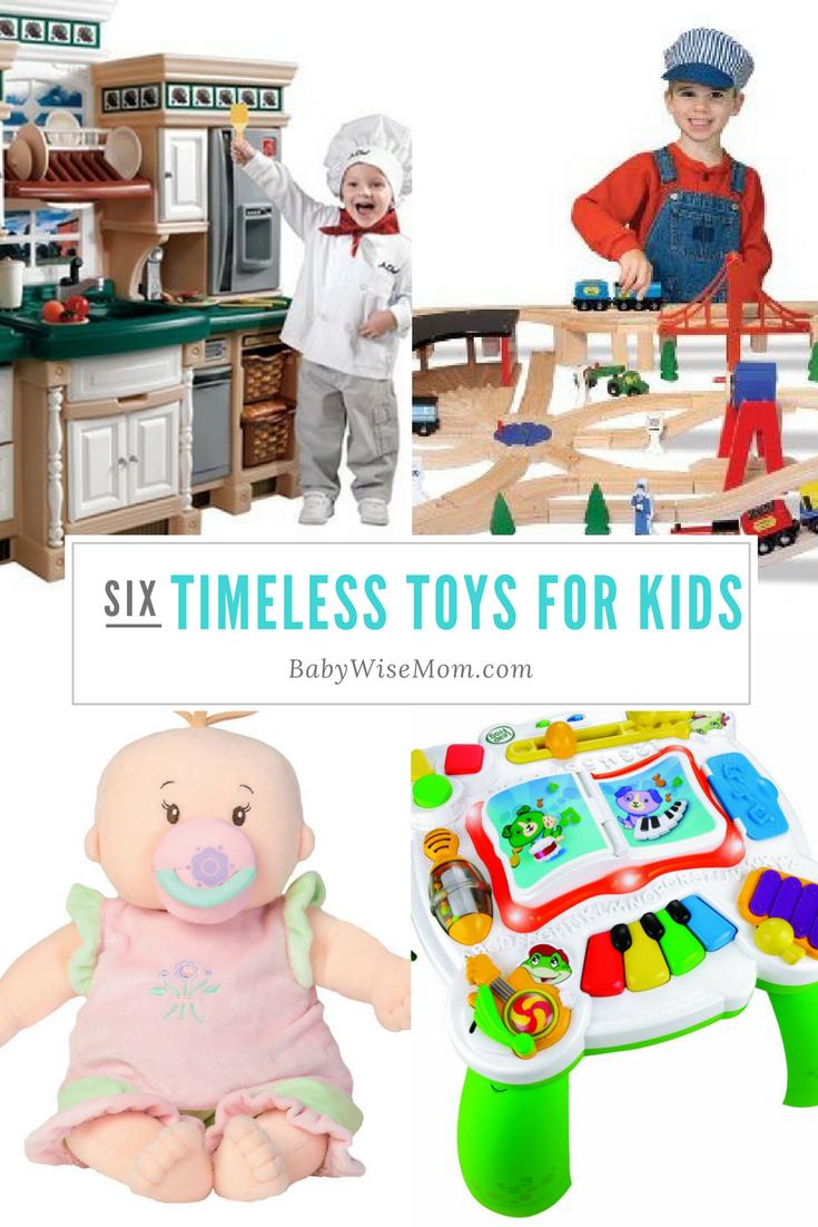 Timeless Toys for Children