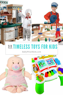 Timeless Toys for Children