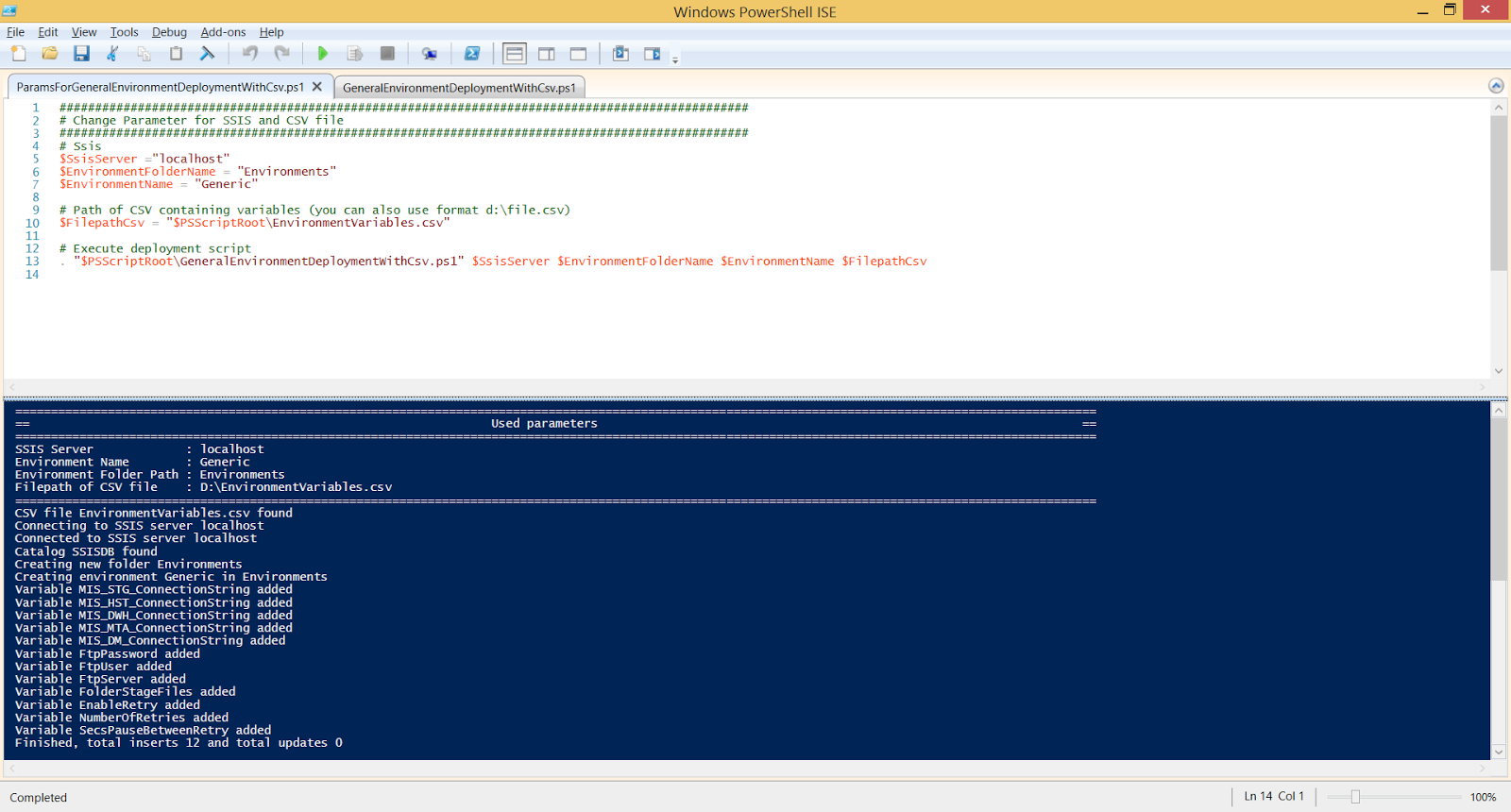 Powershell Use Variable In Filename