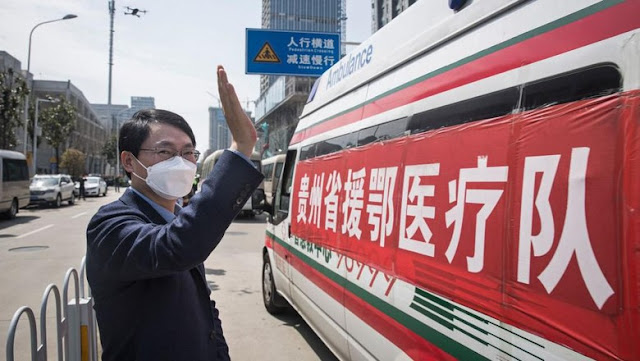 Asyik, Warga Wuhan Bisa Beraktivitas Kembali Usai Lockdown