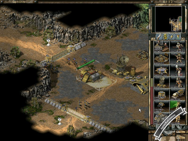 Command and Conquer Tiberian Sun Screenshots