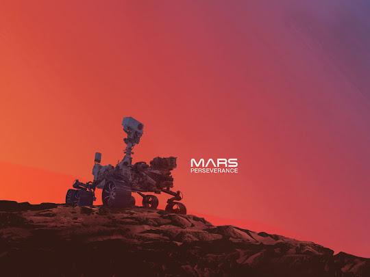 Mars'tan İlk Panaroma Görüntü!