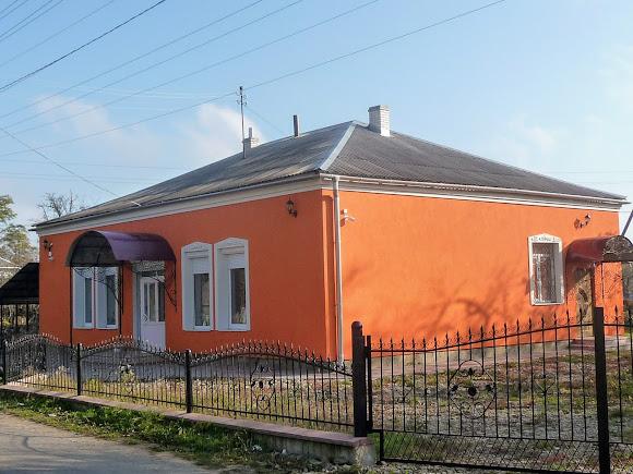 Тяпче Долинского района. Магазин