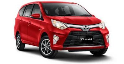 Mobil impian keluarga yang Pas Toyota Calya