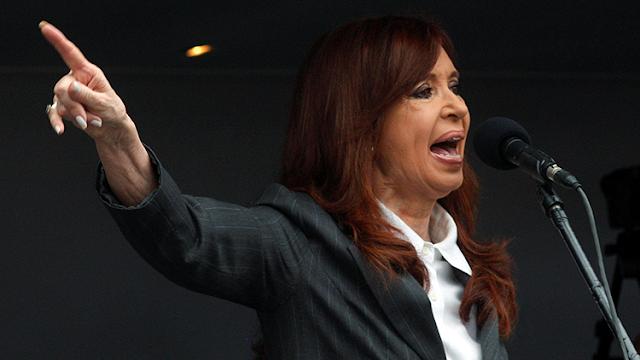 Cristina Fernández de Kirchner se ausenta de una cita en los tribunales