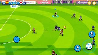 لعبة PC FUTBOL LEGENDS مهكرة للاندرويد