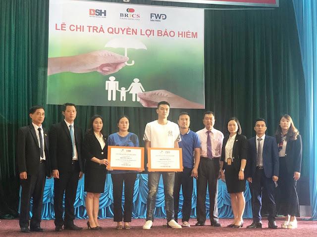 BRICS Việt Nam cùng đối tác chung tay lan tỏa giá trị bảo hiểm