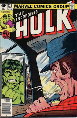 Incredible Hulk #238