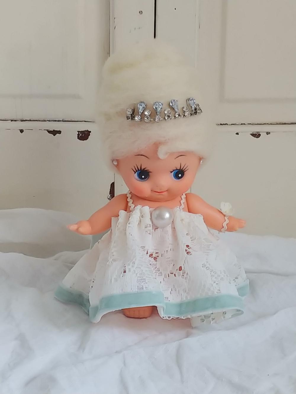 Kewpie doll makeover