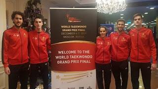 TAEKWONDO - España presentará por primera vez a tres olímpicos en unos Juegos