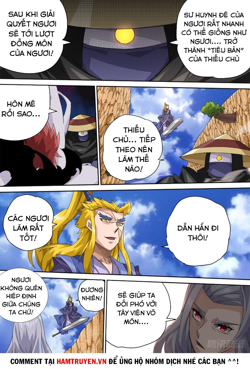 Quyền Bá Thiên Hạ chap 326 - Trang 3