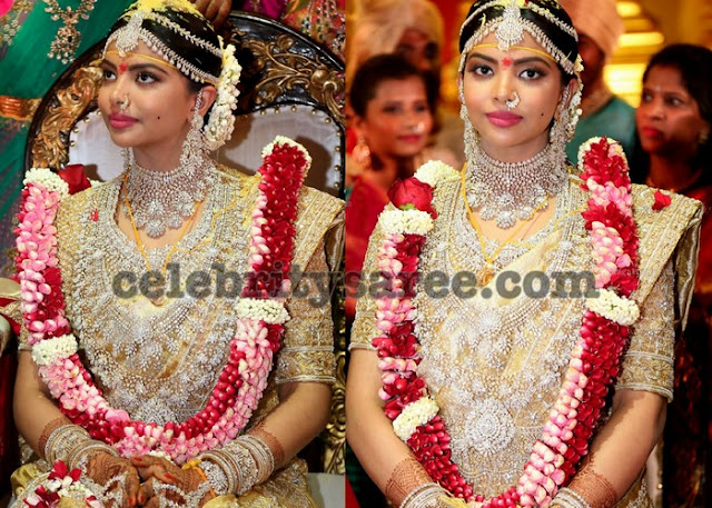 Boinapally Srinivas Daughter Hasini Wedding